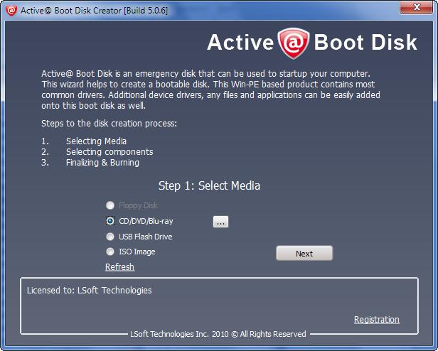 Disk Image - Windows & Servers Backup Software